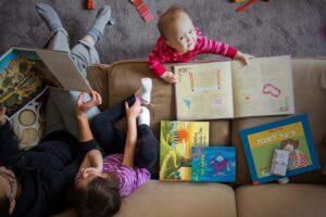 ספרי ילדים ליום המשפחה