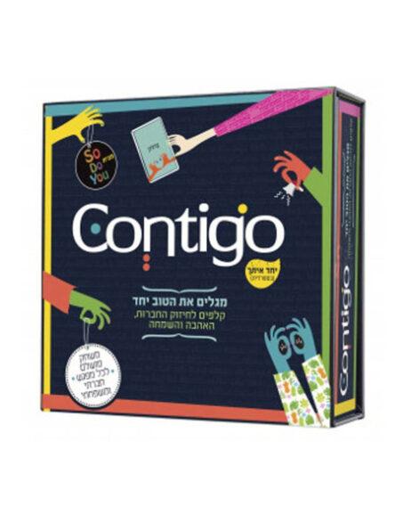 קונטיגו קדמי משחקים
