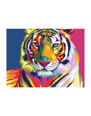 מספר וצבע – טיגריס