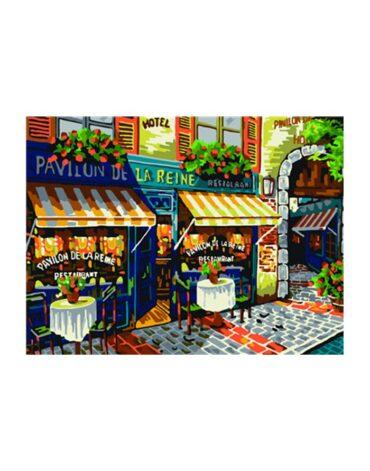 מספר וצבע – מסעדה