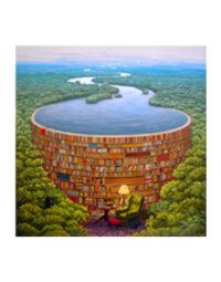 מספר וצבע – ספריית אגם