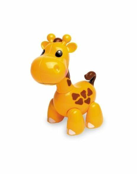 ג'ירפה חברים ראשונים אגם ספרים צעצועים ילדים