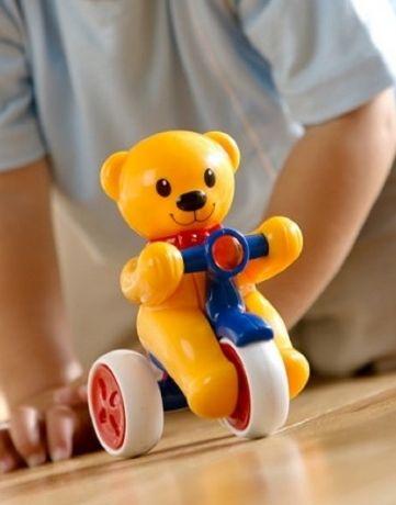 דובי על אופניים משחק טולו אגם ספרים