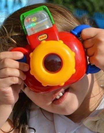 המצלמה הראשונה שלי משחק ילדים פעוטות טולו אגם ספרים