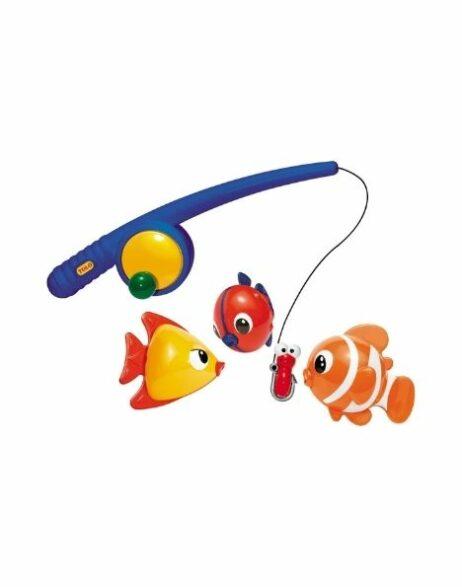לדוג דגים משחק טולו תינוקות ספרים