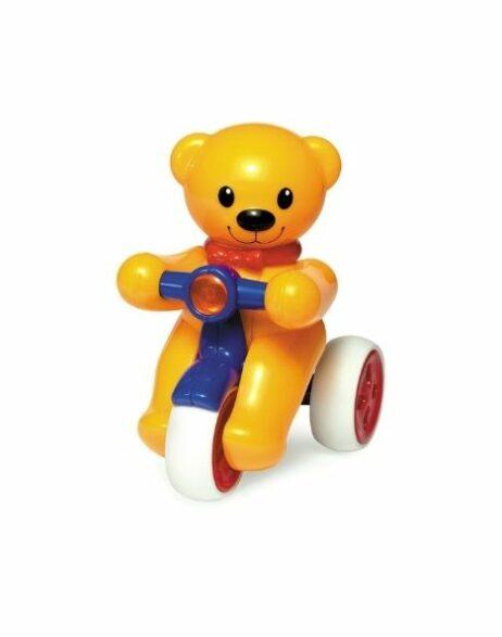 דובי על אופניים טולו משחקים ילדים ספרים