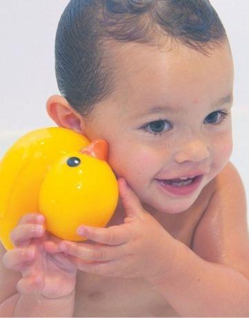 ברווז אמבט משחק אמבטיה תינוק